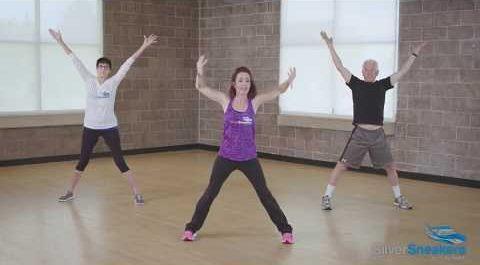 older people yoga exercises