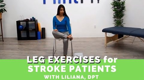 leg exercises for stroke patients