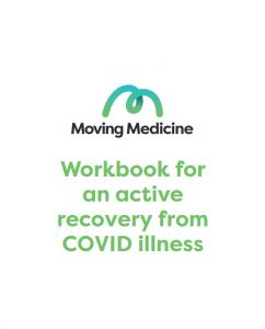 Active recovery from COVID workbook