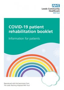 COVID-19 Patient rehabilitation booklet