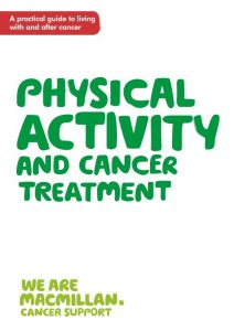 Physical activity and cancer treatment