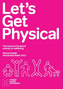 Let's Get Physical - the impact of physical activity on wellbeing